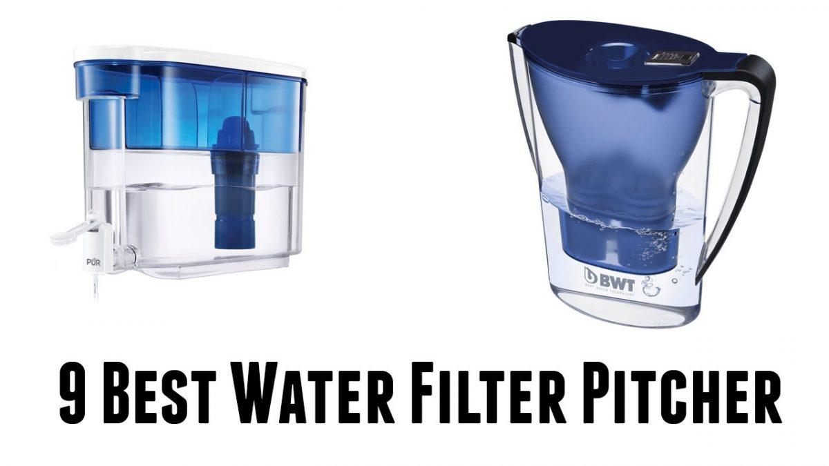 Attractive Best Water Filter Pitcher 2017