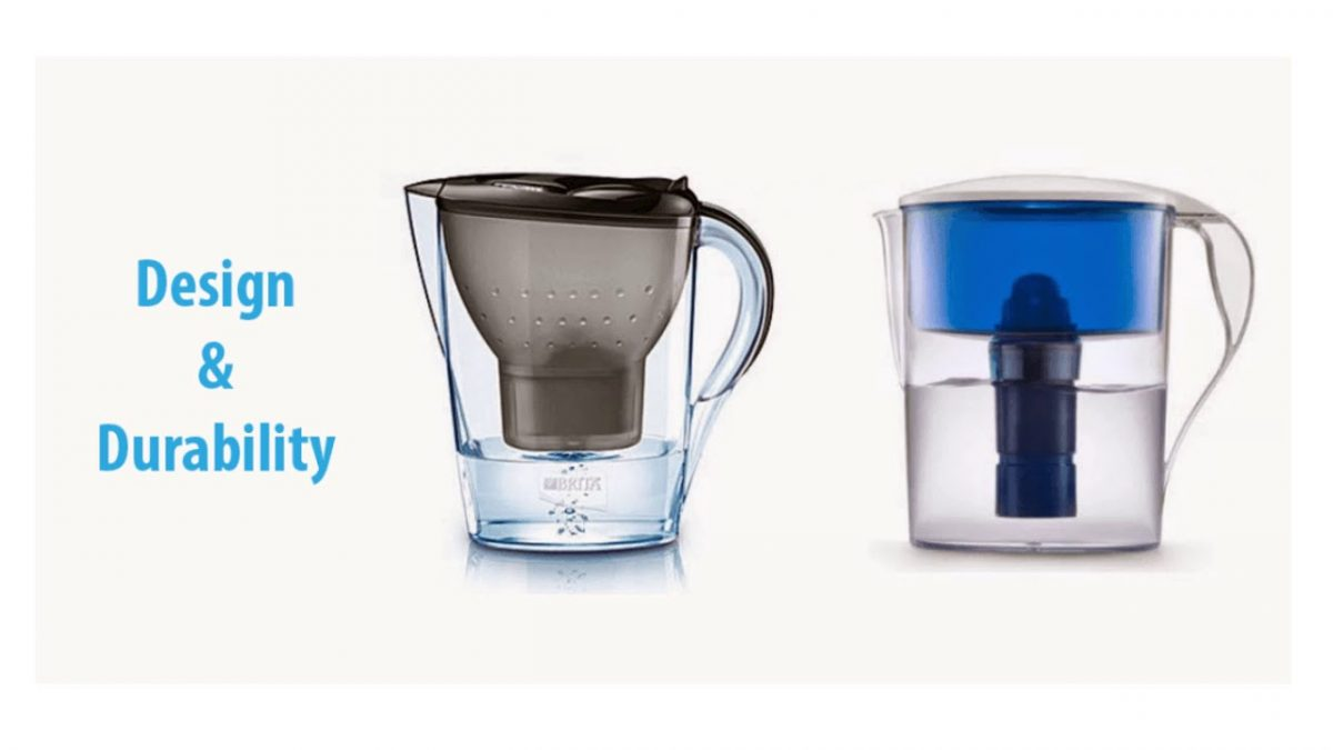 brita water filter pitcher.  Water Brita Vs Pur Water Filtration Pitchers Which Of These To Buy To Water Filter Pitcher E